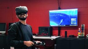 VR-lab carousel